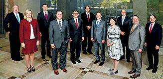 International Paper Senior Lead Team