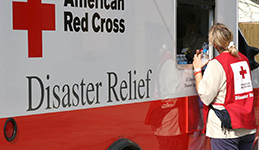 Red Cross Disaster Relief and Preparedness