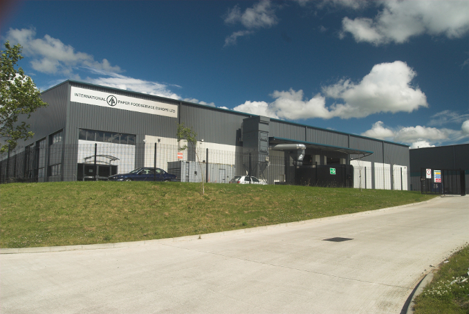 Foodservice Cup Plant - Winsford, UK - Europe