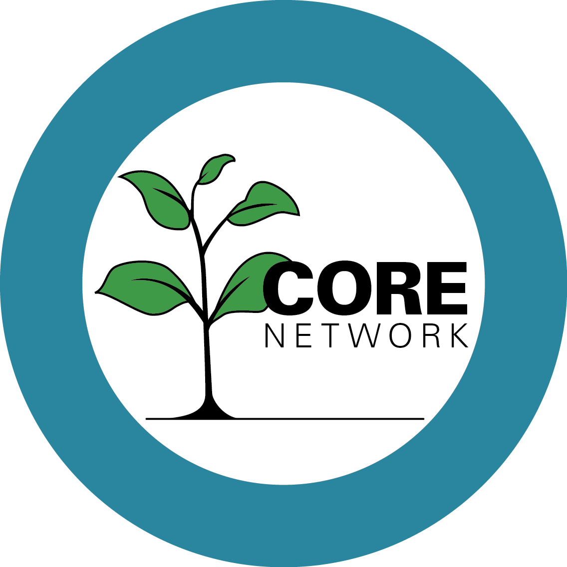 CORE Network Logo