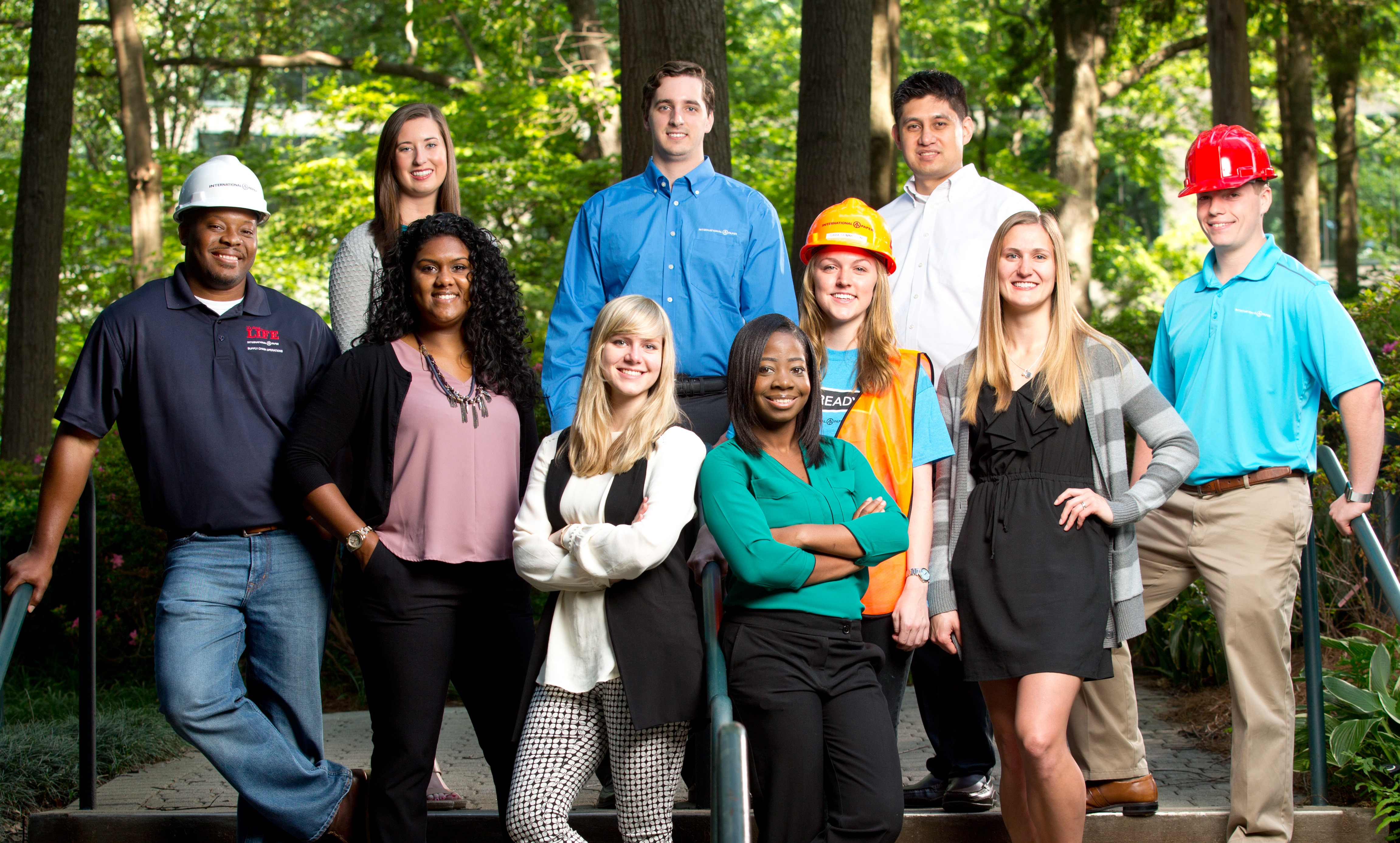 International Paper's Internships and Co-Op programs