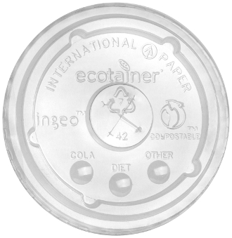ecotainer cold cup lid