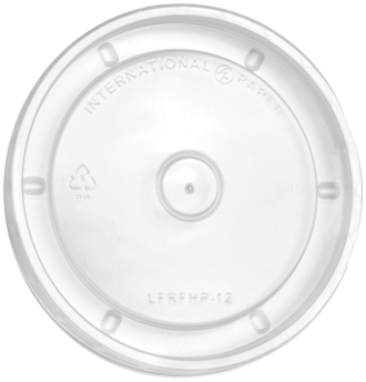 Hot Food Container Lid