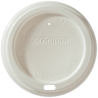 ecotainer hot cup lid