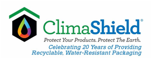 ClimaShield 20 years logo
