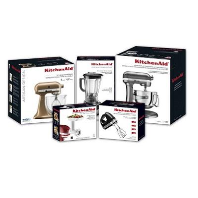 Kitchen Aid grouping