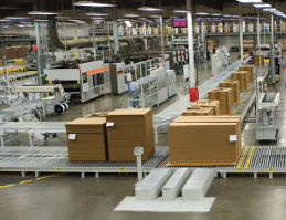 Packaging - box plant