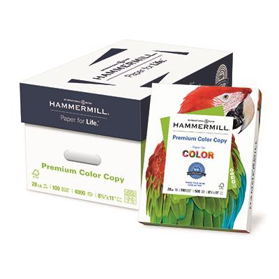 Hammermill Color Copy carton & ream