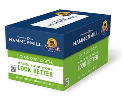 Hammermill Color Copy carton