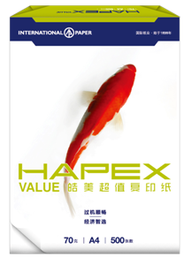 Hapex Value paper 70g A4