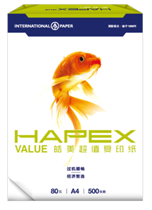 Hapex Value paper 80g A4