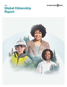 2018 Global Citizenship Report Cover